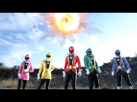 Kaizoku Sentai Gokaiger   Pelicula: Sentai Goseiger vs Shinkenger [6]