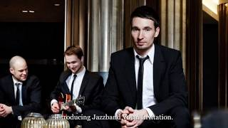Gambar cover Jazzband buchen: Vocal Invitation als Duo, Trio oder Quartett für Ihren Event.