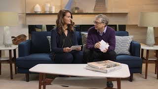 Tough questions with Bill & Melinda Gates