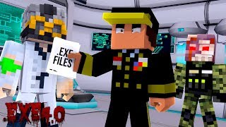 Minecraft .EXE 4.0 - CAN THE .EXE VIRUS BE CONTAINED?