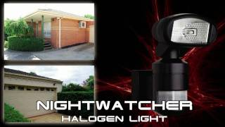 NIGHTWATCHER SECURITY LIGHT COMMERCIAL