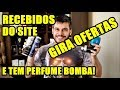 Perfume Halloween Man, Azzaro Chrome Under The Pole, Cuba Shadow e VIP - Primeiras Impressões