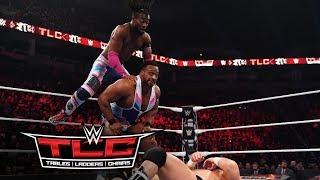 Kofi displays incredible agility in fending off The Revival: WWE TLC 2019