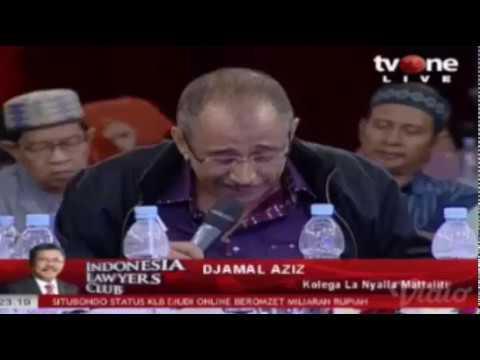 Bacakan SURAT LANYALA Bikin NGAKAK PESERTA ILC 16 Januari 2018
