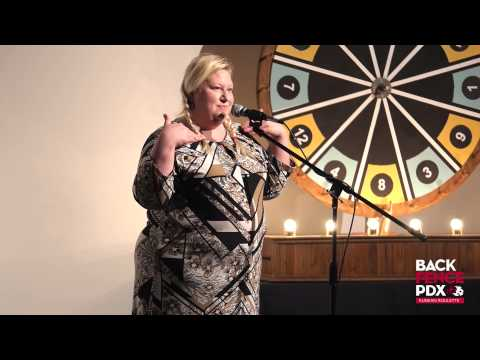 Kristine Levine at Back Fence PDX: RUSSIAN ROULETTE 11222014