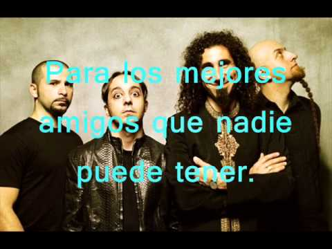 System Of A Down Lonely Day Subtitulado Español Ingles Youtube