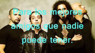 System of a down Lonely day (subtitulado español-ingles)