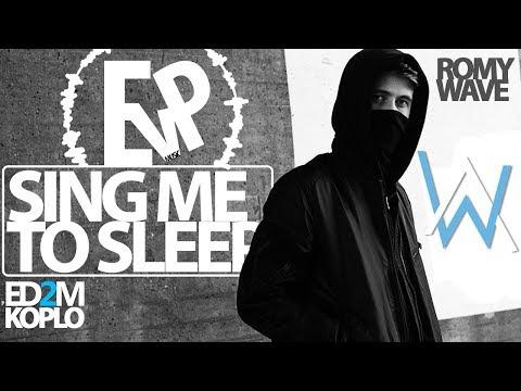 SING ME TO SLEEP (KOPLO) - ROMY WAVE (COVER) | [EvP REMIX]