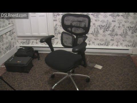 workpro pro-766e office chair unboxing & review - dslrnerd