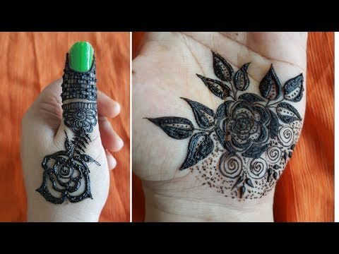 Dubai Rose Mehndi Designs Tagged Videos On Videoholder