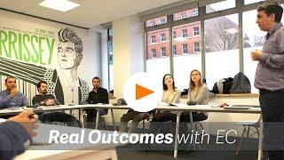 Real Outcomes Studying English with EC