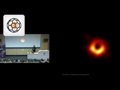 [Conférence] L'énigme de la matière et de l'énergie noires