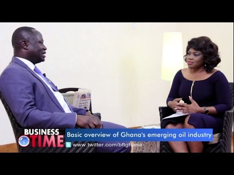 Business Time Ep. 10: Building Local Expertise in the Oil Sector
