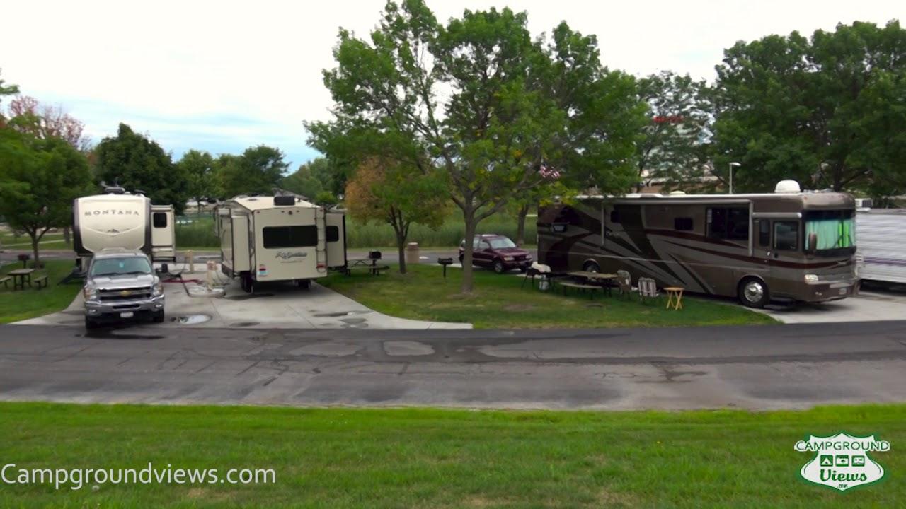 Dakotah Meadows RV Park At Mystic Lake Casino Prior Minnesota
