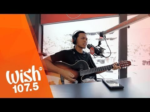 "Bullet Dumas performs ""Tugtog"" LIVE on Wish 107.5 Bus"