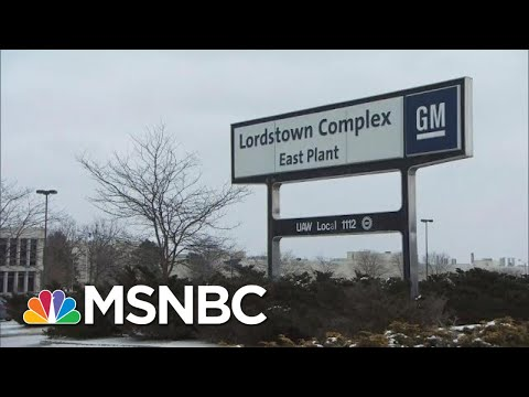 General Motors Workers React To Ohio Plant Closure | Craig Melvin | MSNBC