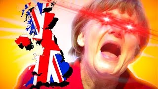 What if the EU Attacked the United Kingdom? | Hearts of Iron 4 [HOI4]