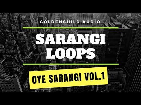 OYE SARANGI | Video Tour | Sarangi Loops by Goldenchild Audio