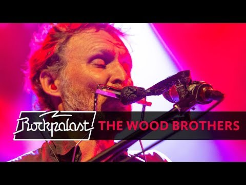 The Wood Brothers live   Rockpalast   2018