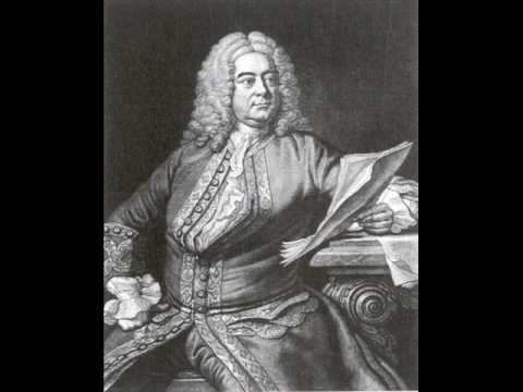 George Frederic Handel - Overture to
