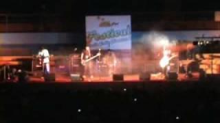 sonic star - nicotine - kuantan indie fest 2008