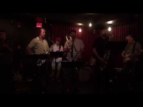 """Afro-Zen Allstars perform """"Night"""" at Vagabond"""