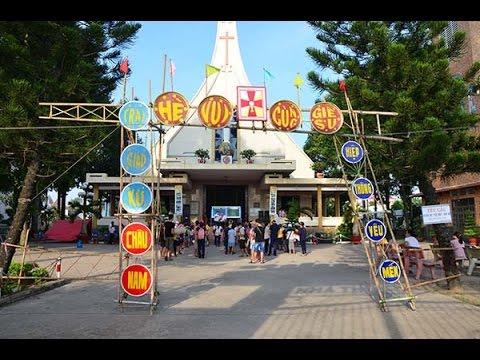 """Trại hè GX Châu Nam """" Vui Hè Cùng Giêsu """" 25-07-2015"""