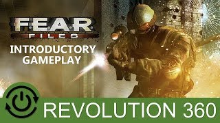 F.E.A.R. Files Xbox 360 Introductory Gameplay