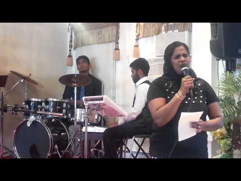 Tamil christian song - neer ennai thedi