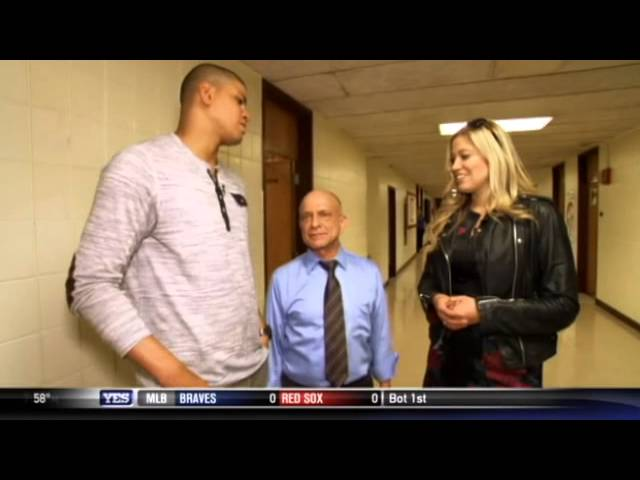 New York Yankees pitcher Dellin Betances goes down memory lane - Yankees Magazine