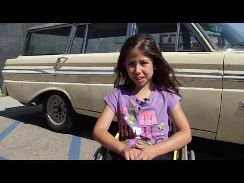 Spina Bifida Child Athlete