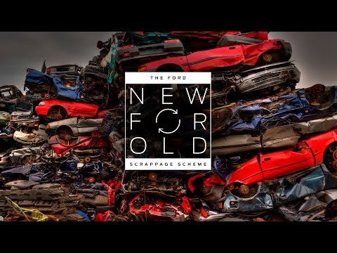 The Ford Scrappage Scheme Savings