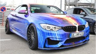 Akrapovic BMW M4 Test Drive - LOUDEST M4 in the World!