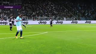 Amazing goal by Fernandinho pes 2020 online ⛔⛔⛔