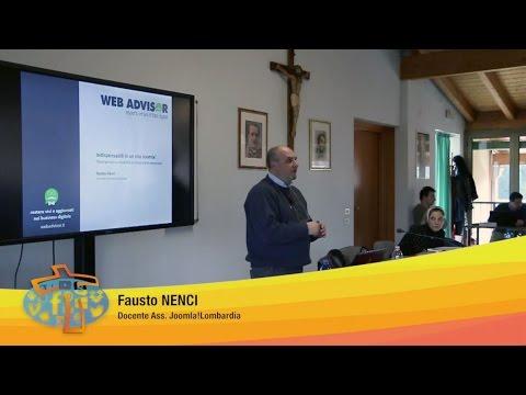 23 Convegno sui Social Media - Fausto Nenci