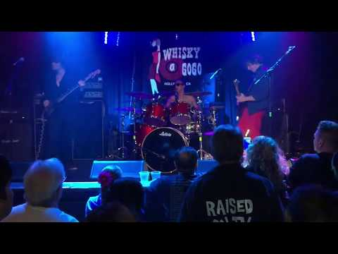 Raised on TV live at The Whisky a Go-Go 9.2.18