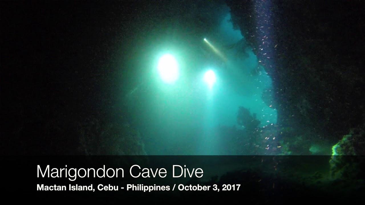 Marigondon Cave Dive Mactan Island, Cebu Philippines