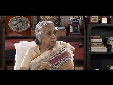 Paesum Thalaimai - Dr. V Shanta of Adyar Cancer Institute in Chennai   22-04-2015