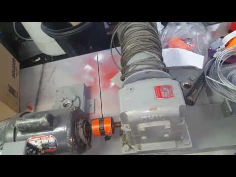 hook up dc motor