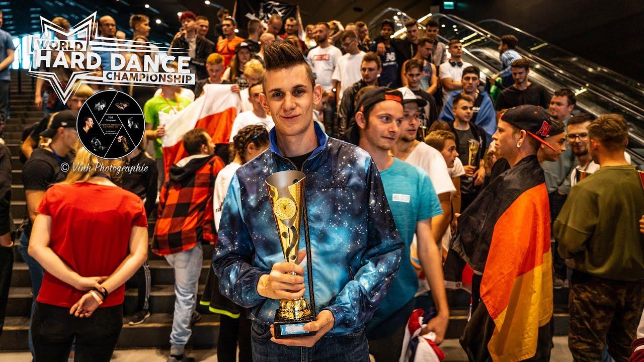 Edx | Winner of World Hard Dance Championship 2019 | Jumpstyle Pro Division