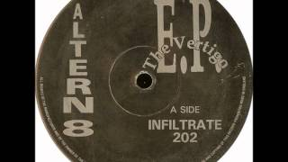 altern 8 - infiltrate 202