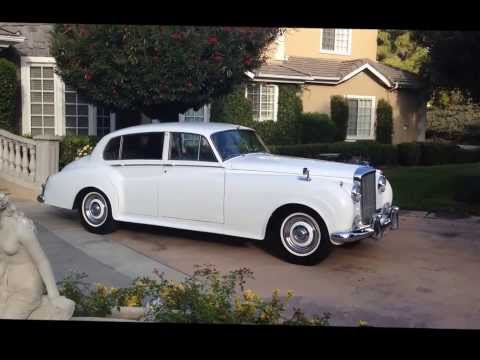 1960 Bentley S2, LWB with Division, Limo, SOLD