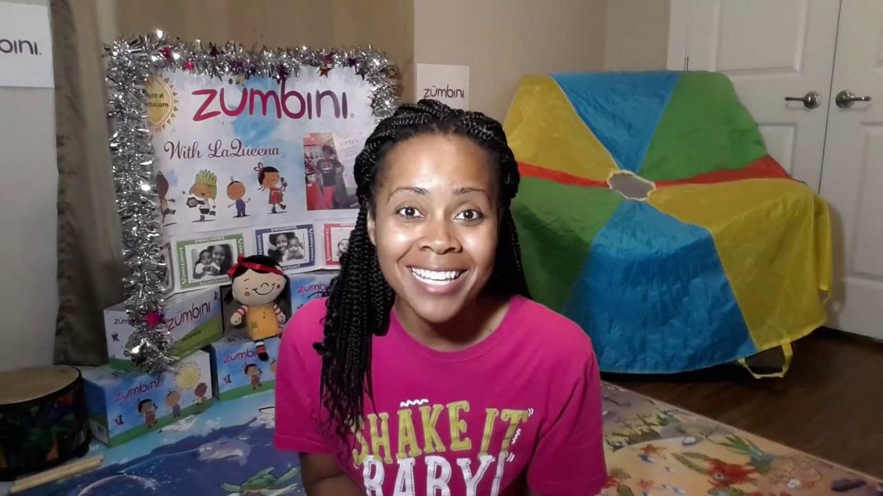 Download Zumbini with LaQueena Virtual Demo Class
