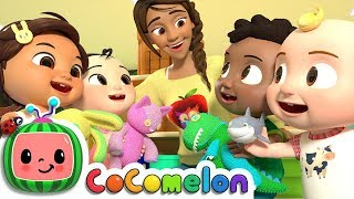 Hello Song | CoCoMelon Nursery Rhymes & Kids Songs