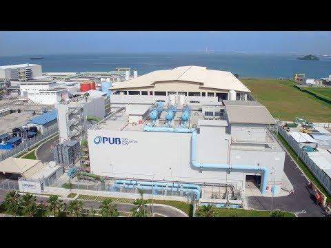 Tuas Desalination Plant
