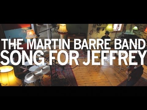 The Martin Barre Band - Song for Jeffrey ( Middle Farm Studio Session)