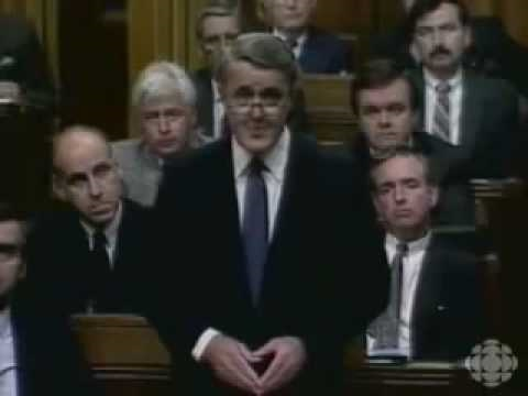 Apology to Japanese Canadians-September 22, 1988