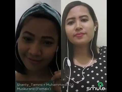 Muskurane Female duet hindi song