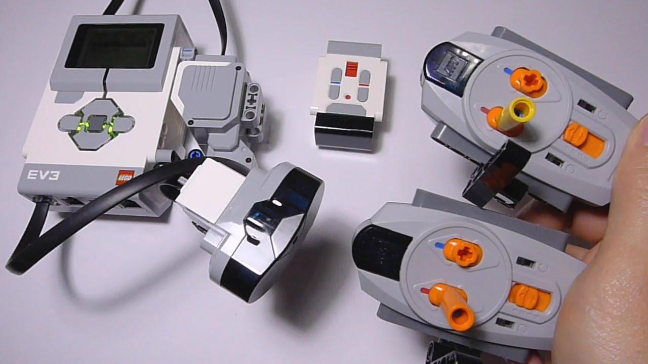 Transmit Lego Ev3 Ir Beacon Signal Using Power Functions Ir Remote Control Youtube