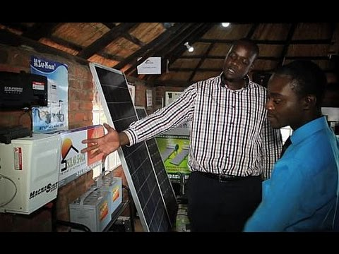 Transforming rural life with solar in Zimbabwe (trailer)